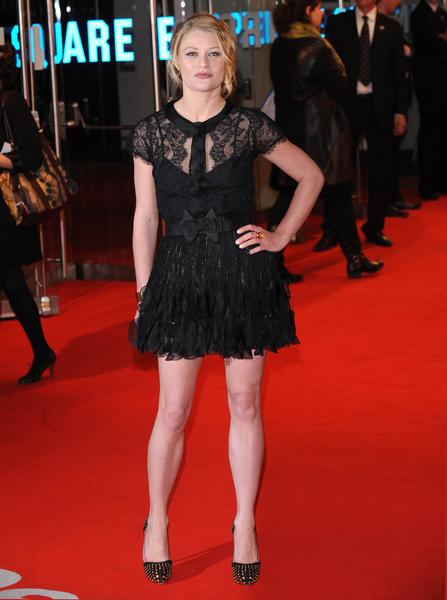 Emilie de Ravin Red Carpet